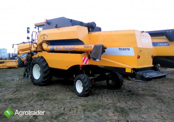 Kombajn New Holland  TC 5070 - zdjęcie 7