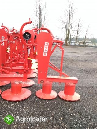 Kosiarka rotacyjna Banrol Tad len 1.35 m 1.65 m 1.85 m Transport - zdjęcie 4