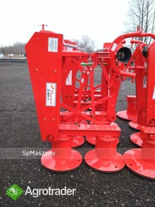 Kosiarka rotacyjna Banrol Tad len 1.35 m 1.65 m 1.85 m Transport - zdjęcie 3