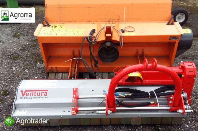 Kosiarka bijakowa Ventura ML 160 ELBA 1,6m z przesuwem hydraulicznym