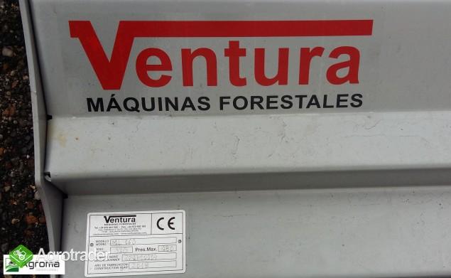 Kosiarka bijakowa Ventura ML 160 ELBA 1,6m z przesuwem hydraulicznym - zdjęcie 1