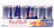 Sprzedaż hurtowa w puszkach napoju energetycznego Red Bull na sprzedaż