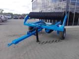Wał posiewny fi 500, szerokość robocza 5m (AGRO Chłopecki)