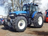 NEW HOLLAND TM 135 - 2002 ROK