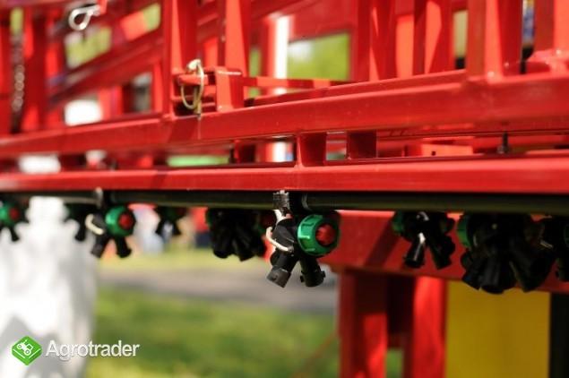 Opryskiwacz polowy ciągany Agrofart AF1215HT - zdjęcie 2
