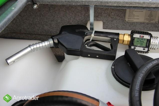 Zbiornik na paliwo on ropę fortis 2000 L cpn Agroline 2 - zdjęcie 2