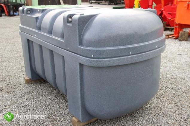 Zbiornik na paliwo on ropę fortis 2000 L cpn Agroline 2 - zdjęcie 5