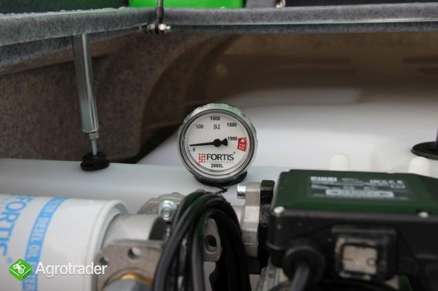 Zbiornik na paliwo on ropę fortis 2500 L cpn Agroline 2 - zdjęcie 2