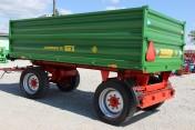 Przyczepa rolnicza ciężarowa THK 5 ton jak nowa OKAZJA wywrotka