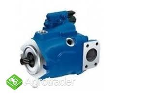 Silniki hydrauliczne REXROTH A6VM28EP1/63W-VZB020HB  - zdjęcie 4