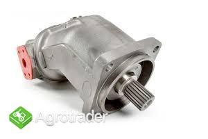 Silniki hydrauliczne REXROTH A6VM28HA1R2/63W-VZB020HA  - zdjęcie 1
