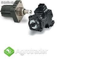 Rexroth silnki hydrauliczne A6VM200HA1U2/63W-VAB020A  - zdjęcie 1