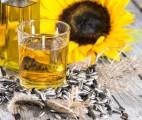 Olej słonecznikowy zimnotłoczony