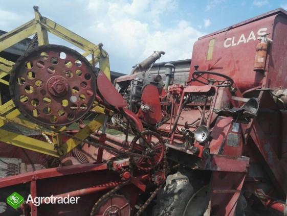 Kombajn zbożowy Claas Europa - sprawny - zdjęcie 2
