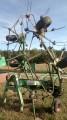 Przetrząsarka karuzelowa Stoll Z660 hydro