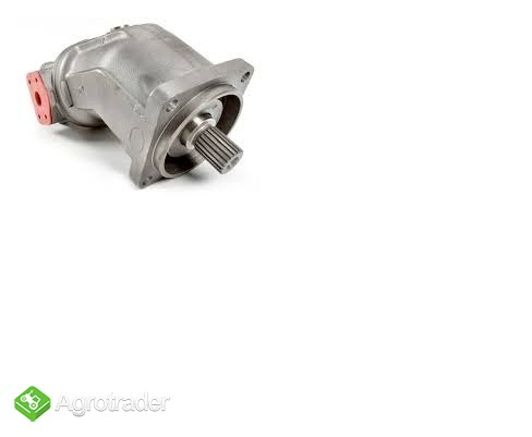 Silniki hydrauliczne REXROTH A6VM107DA2/63W-VZB020HB