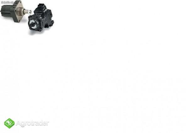 Rexroth silnki hydrauliczne A6VM160HZ1/63W-VZB020B - zdjęcie 4