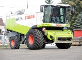 CLAAS LEXION 600 - MERCEDES 598 KM - V900 - 2006