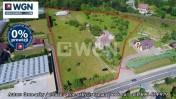 Działka inwestycyjna, Siemianice, okolice Słupska, na sprzedaż, 1 449