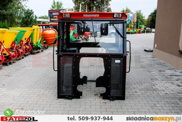 Kabina MF 255 Ursus 3512 NAGLAK metalowe błotniki (drzwi na koło)