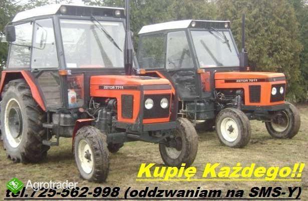 Kupię każdego MTZ80 mtz82 Mtz80 Ltz55 kupie Władymica t-25 BELARUSA PR
