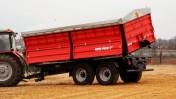 Przyczepa rolnicza T755 – 14t