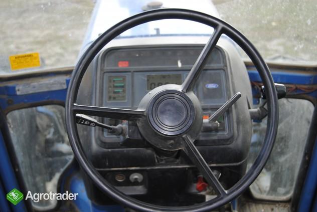 ford new holland 8630 - zdjęcie 4