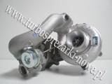 Iveco - Turbosprężarka BorgWarner KKK 3.0 10009700020 /  10009880020 /