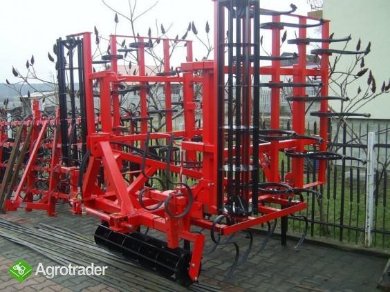 Agregaty uprawowe hydrauliczne - zdjęcie 1