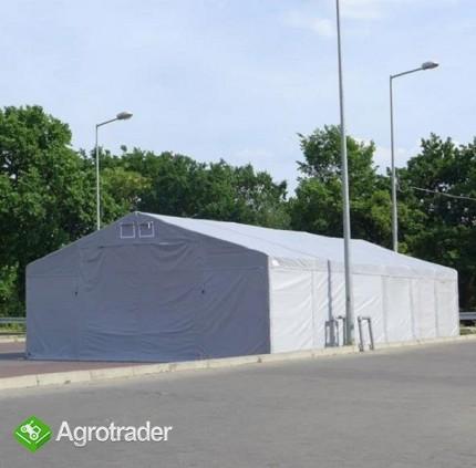 Całoroczna Hala namiotowa 5×7 × 2,5m/3,41m - zdjęcie 3