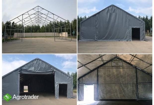 Całoroczna Hala namiotowa 5×7 × 2,5m/3,41m - zdjęcie 4
