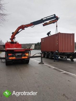 HDS 10 ton, laweta, transport, Auto Pomoc Dzik Koszalin - zdjęcie 1