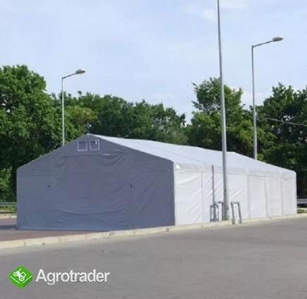 Całoroczna Hala namiotowa 4×6×2,5/3,65m - zdjęcie 3