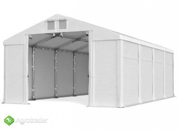 Magazyn Całoroczna Hala namiotowa 5×8×2,5/3,41m - zdjęcie 3