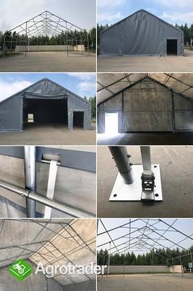Magazyn Całoroczna Hala namiotowa 5×8×2,5/3,41m - zdjęcie 6