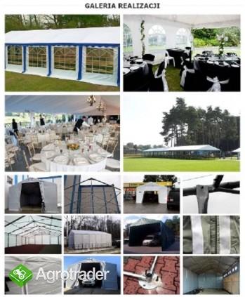 Magazyn Całoroczna Hala namiotowa 8m × 18m × 3,5m/4,96m - zdjęcie 6