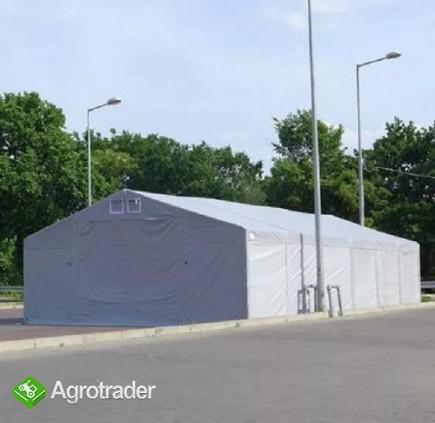 Całoroczna Hala namiotowa 5m × 14m × 2,5m/3,41m - zdjęcie 3