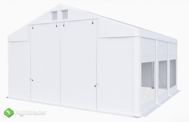Całoroczna Hala namiotowa 5m × 6m × 2,5m/3,41m  - zdjęcie 2
