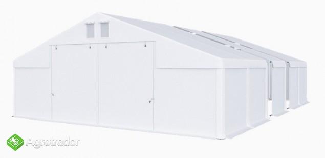 Całoroczna Hala namiotowa 8m × 50m × 2m/3,46m - zdjęcie 2