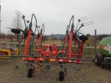 Przetrząsacz karuzelowy Z-500/1 URSUS Transport!! Raty!!