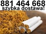 Tytoń średni, słaby i mocny. Tyton gotowy do palenia. Super jakość!!!