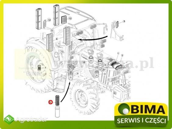 Filtr hydrauliki John Deere 6105R,6110R,6115R,6120R - zdjęcie 2