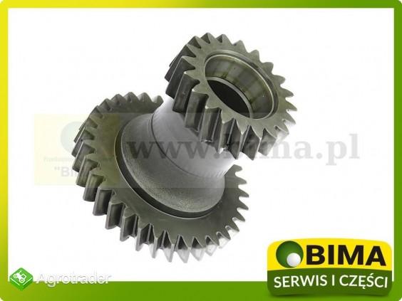 Używane koło zębate wałka Renault CLAAS Temis 630,650