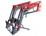 Ładowacz czołowy tur T229/1 T241/1 1300 kg 1600 kg 500 kg Metal-Fach