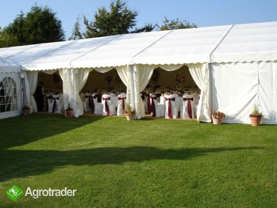 Namioty imprezowe ogrodowe eventowe okazja 3x6x2 mtbtent.pl!! - zdjęcie 2