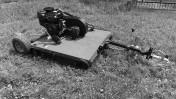 Kosiarka sadownicza / rozdabniacz TM-120 ATV
