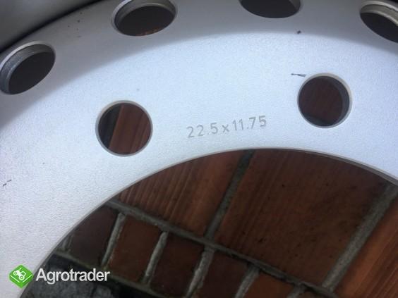 Koło opona DAYTON D400T 385/65 22.5 Wielton Pronar Metaltech przyczepy - zdjęcie 4