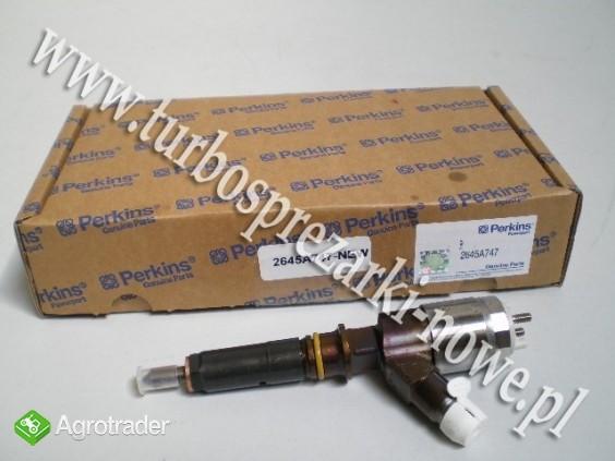 Wtryskiwacze - Wtryskiwacz paliwa CR Delphi  2645A718 /  2645A734 /  2