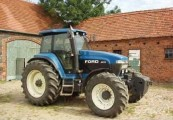 +NEW HOLLAND 8670+