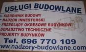 Kierownik budowy Warszawa i okolice